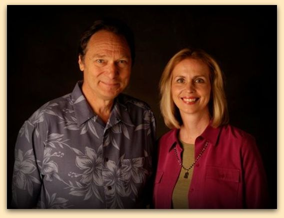 Douglas & Olivia Rosestone are a husband and wife team, and life coaches who specialize in couples work.